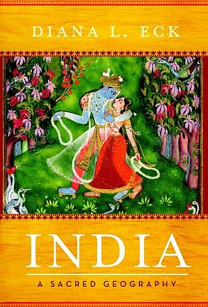 Book cover India a sacred geography