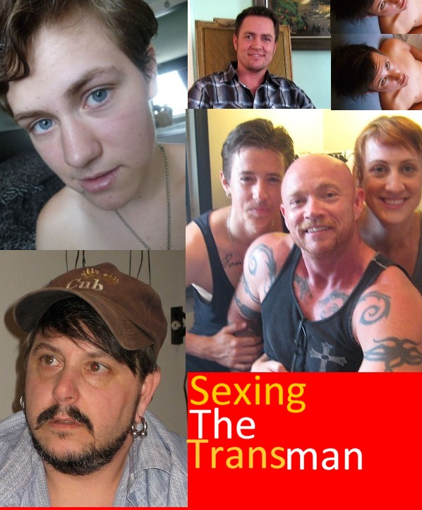 Poster Sexing the transman by Buck Angel