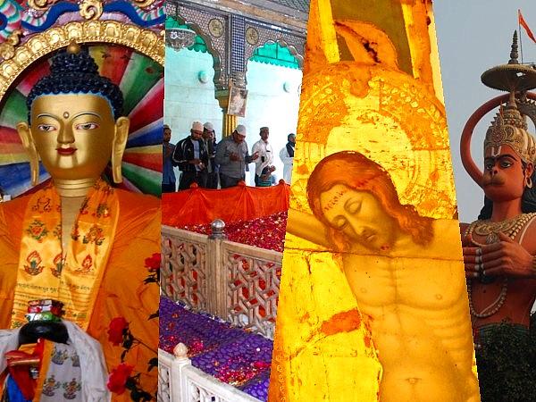 World religions - S. Deepak, 2010-12