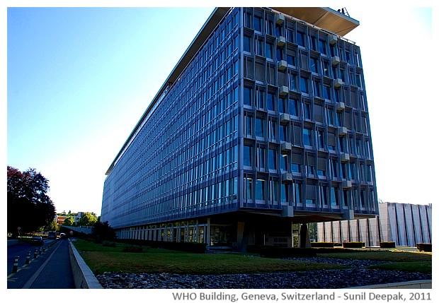 Geneva - WHO