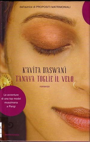Cover Kavita Daswani - Tanaya - Salaam Paris