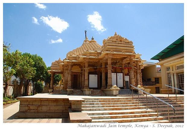 Jain temple Oshwal road, Nairobi, Kenya