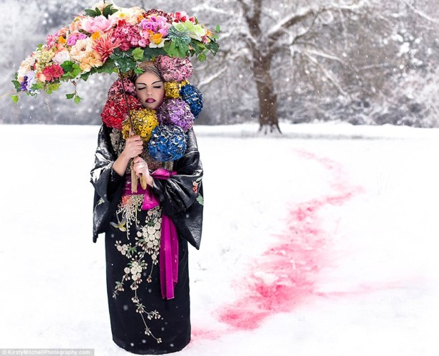 Wonderland - images by Kirsty Mitchell