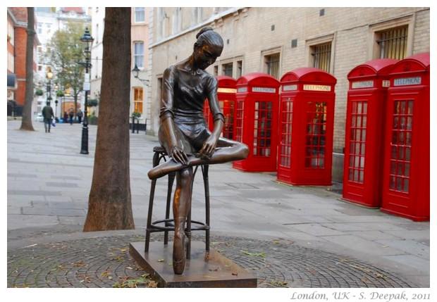 Central London - S. Deepak, 2011