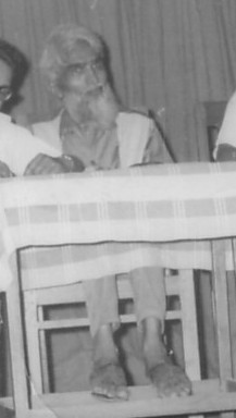 M. F. Hussein, Delhi, 1967