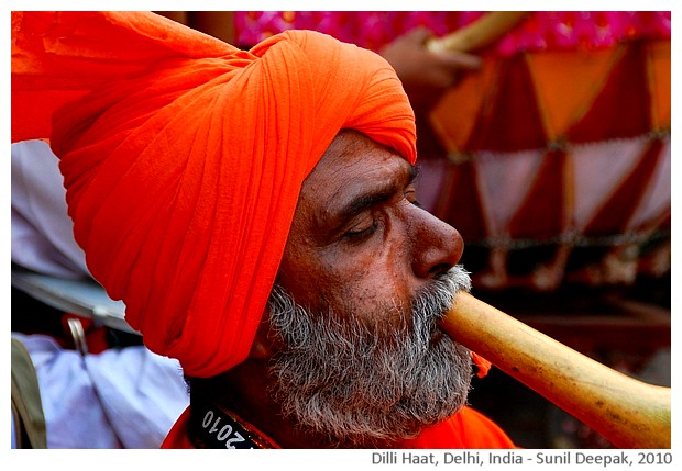 Music memories photoessay - images by Sunil Deepak, 2013