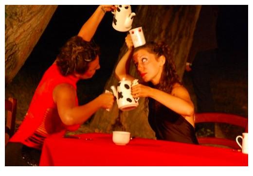 Readings sul fiume - Teatro dei Mignoli, Bologna - S. Deepak, 2011
