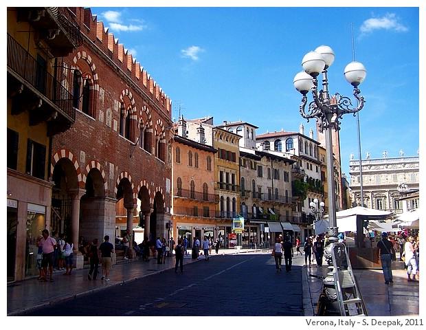 Medieval town of Verona, Italy - S. Deepak, 2011