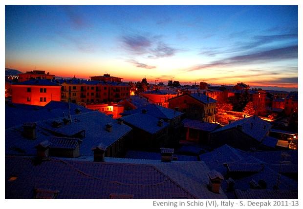 Schio evening - S. Deepak, 2011-13