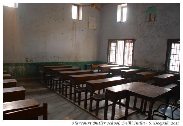 Harcourt Butler school