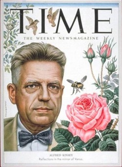 Kinsey, Time cover 1953