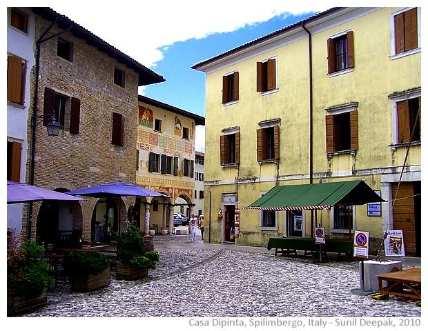 Spilimbergo (Pordenone), Italy - images by Sunil Deepak, 2010