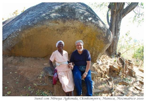 Sunil Deepak e Mbuya Aghonda, Mozambique
