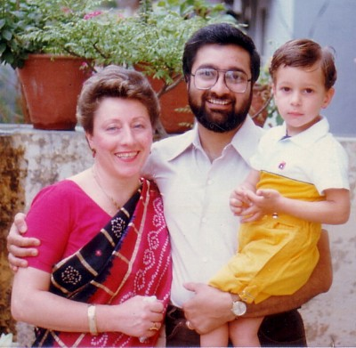 Sunil, Nadia & Marco Tushar