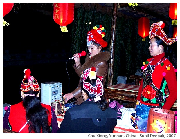 Traditional and authentic experiences
