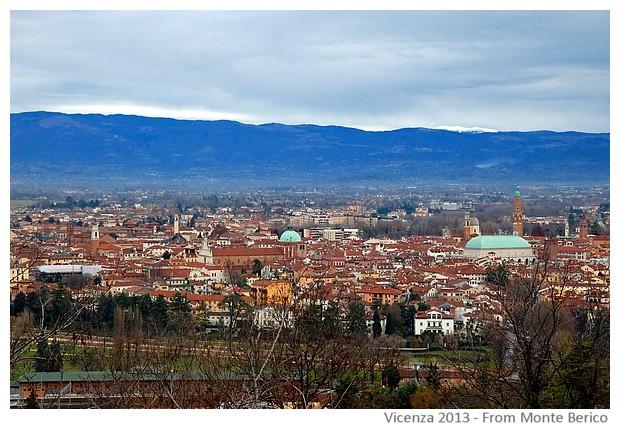 Vicenza memories, 1980 - images by Sunil Deepak, 2014