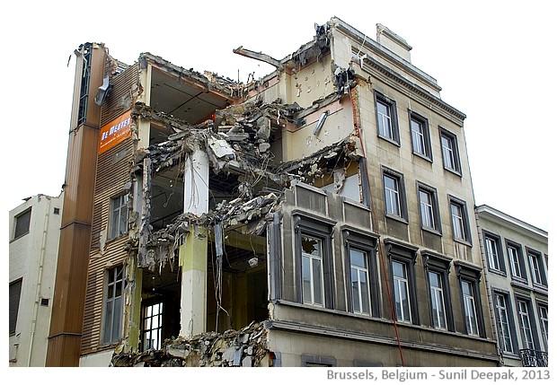 Brussels, Belgium - Sunil Deepak, 2013