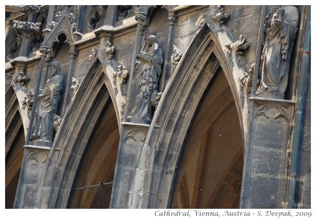 St Stephen Cathedral, Vienna, Austria - S. Deepak, 2009