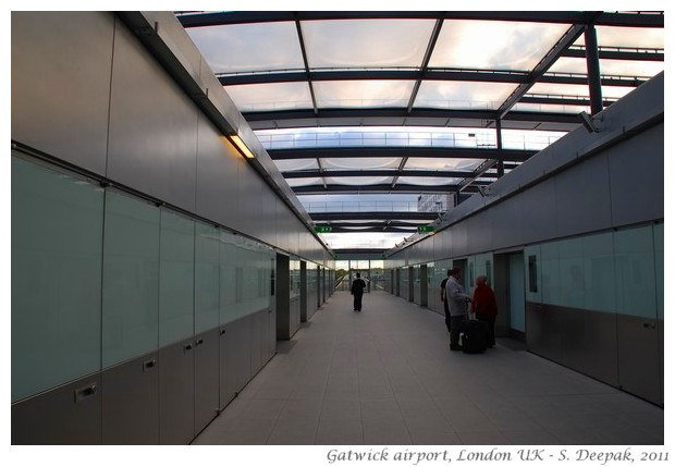 Gatwick airport, UK - S. Deepak, 2011