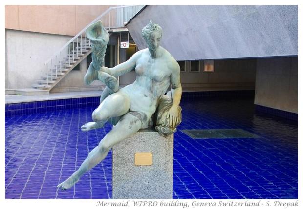 Mermaids, WIPRO, Geneva - S. Deepak, 2011
