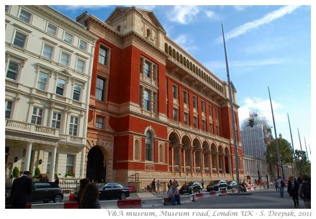 Museum street London - S. Deepak, 2011