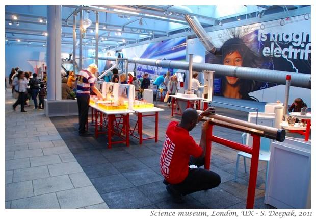 Science museum, LOndon UK - S. Deepak, 2011
