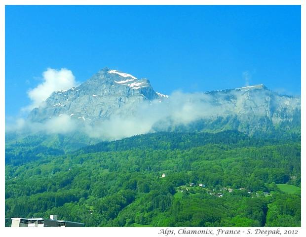 Alps, Chamonix, France - S. Deepak, 2012