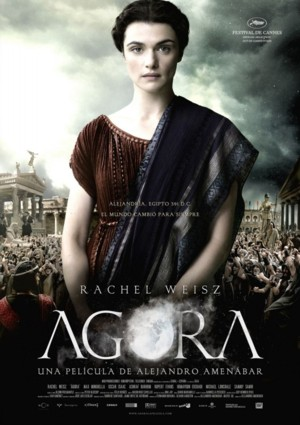Agora, a film by Alejandro Amernabar