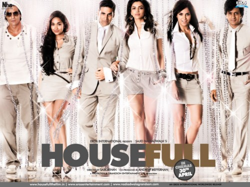 Housefull, un film di Sajid Khan