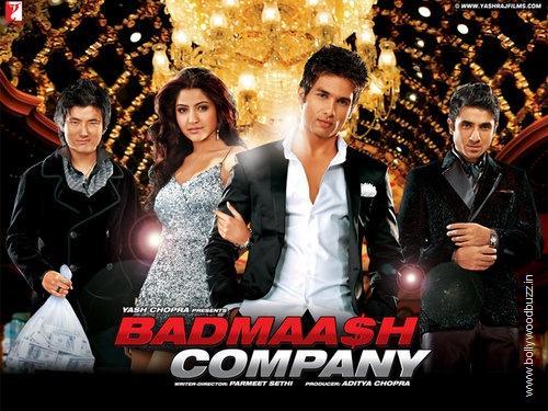 Badmash Company - Bollywood 2010 Film più significativi