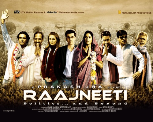 Rajneeti - Bollywood 2010 Film più significativi