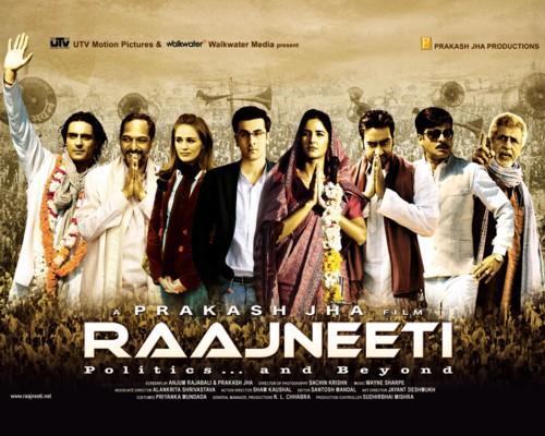 Rajneeti - Bollywood 2010 Film più significativi