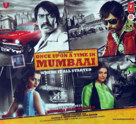 Once upon a time in Mumbai - Bollywood 2010 Film più significativi