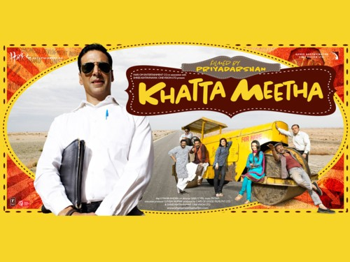 Khatta Meetha - Bollywood 2010 Film più significativi