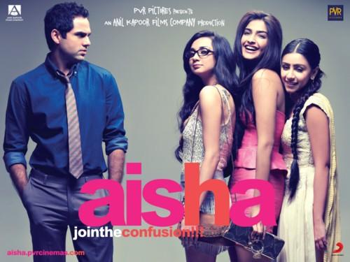 Aisha - Bollywood 2010 Film più significativi