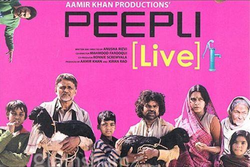 Peepli Live - Bollywood 2010 Film più significativi