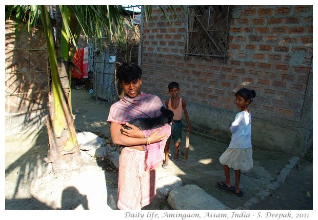 People, Amingaon, Assam India - S. Deepak, 2010