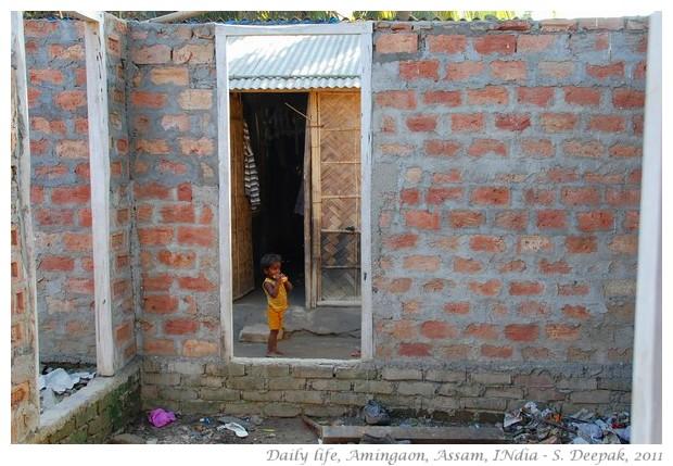 People, Amingaon, Assam India - S. Deepak, 2010