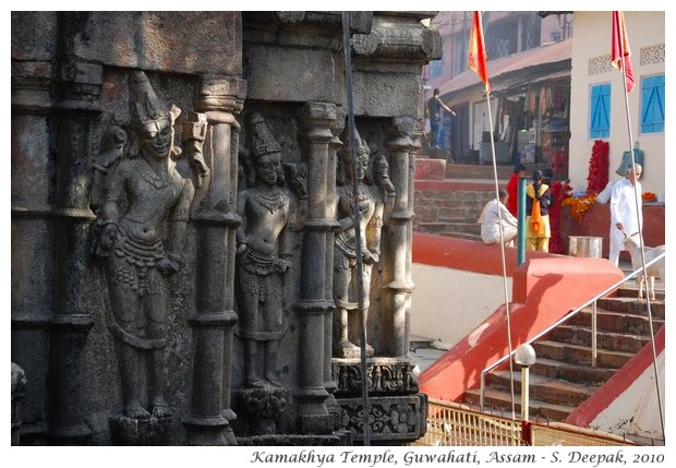 Kamakhya temple, Assam India - S. Deepak, 2010