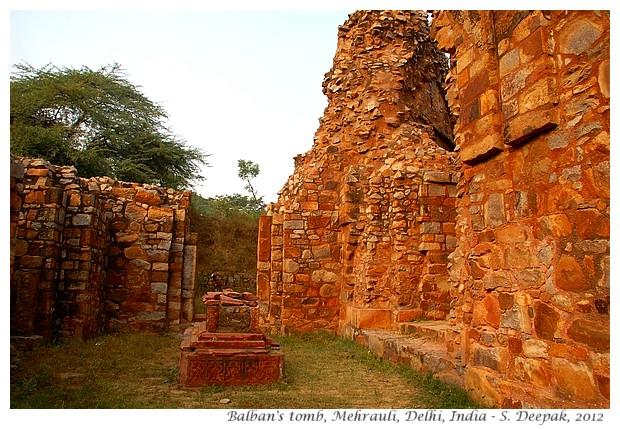 Balban's tomb, Mehrauli, Delhi, India - S. Deepak, 2012