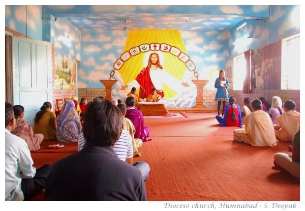 Catholic churhces in Bidar North Karntaka - images by S. Deepak