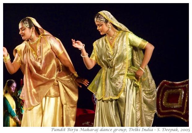 Pandit Birju Maharaj group, Delhi, India - S. Deepak, 2005