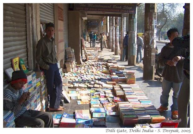 Delhi, India - Dilli Gate - S. Deepak, 2005