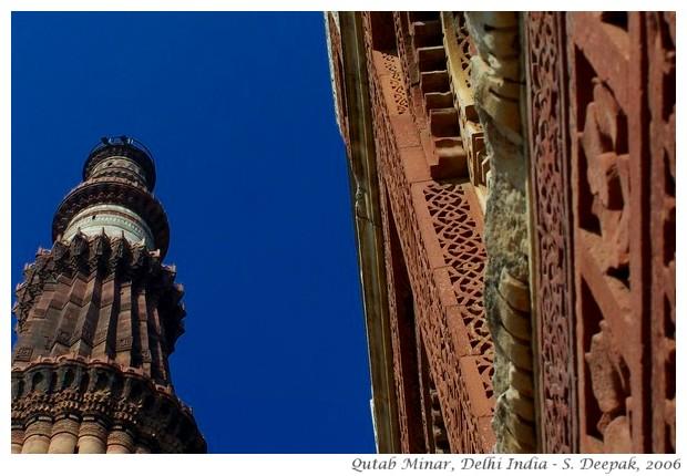 Qutab Minar, Delhi India - S. Deepak, 2006