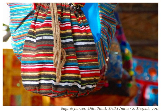Purses and bags, Dillihaat, Delhi - S. Deepak, 2012