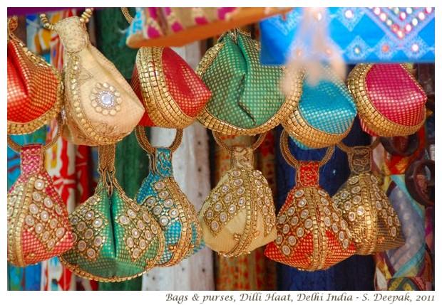 Purses and bags, Dillihaat, Delhi - S. Deepak, 2012