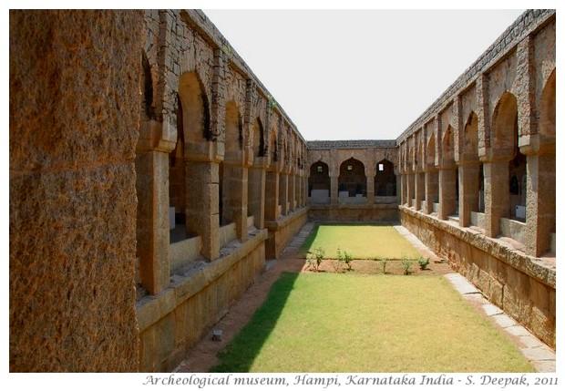 Archeological museum, Hampi, Karnataka, India - S. Deepak, 2011