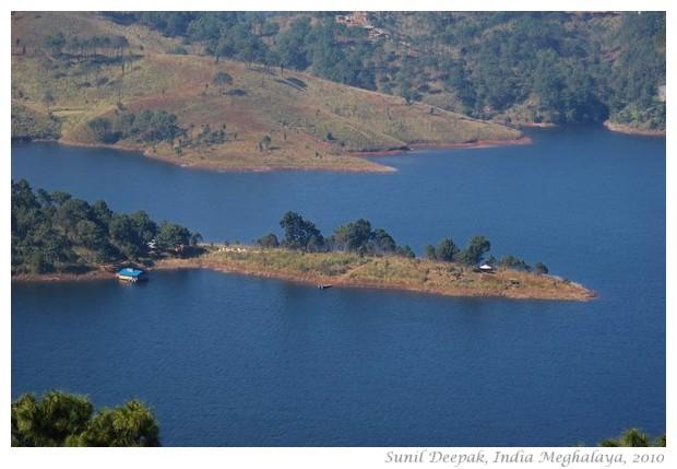 Bada Paani lake, Meghalaya, India