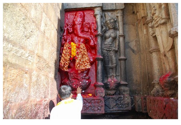 Kamakhya temple, Guwahati, Assam, India