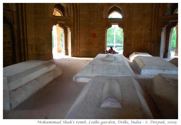 Lodhi garden, Delhi, India - S. Deepak, 2009